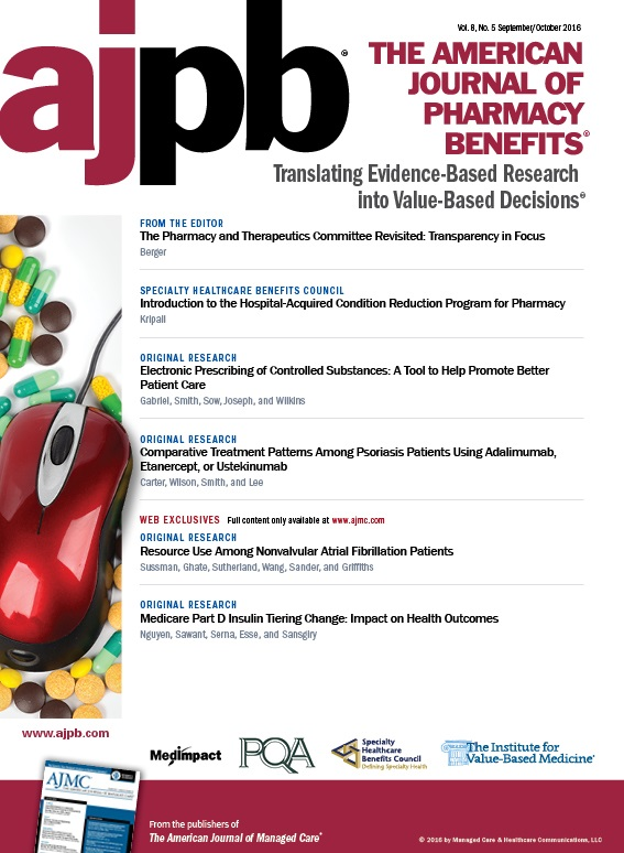 September/October 2016 publication cover