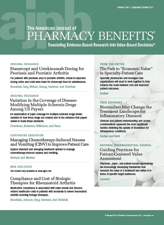 September/October 2017 publication cover